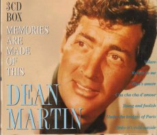Dean Martin ‎– Memories Are Made Of This 3 cd'