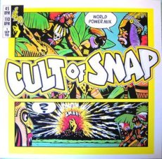 Snap! ‎– Cult Of Snap (World Power Mix)