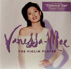 Vanessa-Mae ‎– The Violin Player