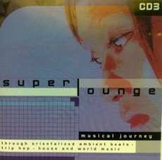 Superlounge ‎– Super Lounge Disc