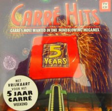 Carré Hits - 5 Years