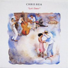 Chris Rea ‎– Let's Dance