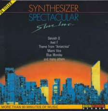 Star Inc. ‎– Synthesizer Spectacular