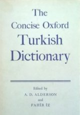 The Concise Oxford Turkish Dictionary